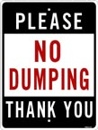 ITEM #please_no_dumping_vert.jpg